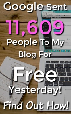 Are you a blog owner that's not getting free traffic from Google? Well you should be, and I've put together a course to show you exactly how I Do It!